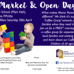 Market & Open Day Event